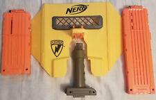 Nerf N Strike Stampede Face Shield Handle Grip & Clips