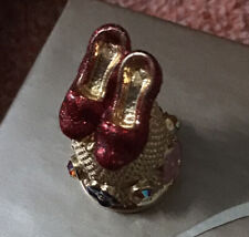 ruby red slippers kirks folly thimble