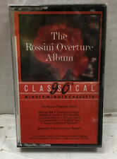 The Rossini Overture Album Classical 90's Sealed Cassette