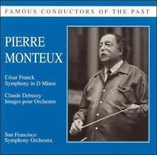 FRANCK & DEBUSSY-PIERRE MONTEUX DIRIGIERT  CD NEW