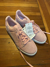 Adidas Continental Suede Women's 8 pink tennis shoes, new with tags!