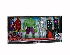 MARVEL AVENGERS : TITAN HEROES (6 Aktion Figuren) iron man, hulk