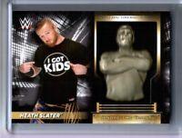 WWE Heath Slater 2018 Topps RTWM Andre The Giant Battle Royal Relic Card 139/199
