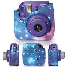 Compatible Instax Mini 9 Film Camera Bundle: Case, Album, Filters & Accessories