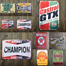 Vintage Kleine Metall Blechschild Plaque Bar Pub Club Wand Poster Retro 12 Arten