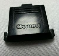 Canon F1 A-1 AE-1 flash cover dust cap vintage Genuine OEM original