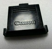 Canon F1 A-1 AE-1 flash cover dust cap vintage Genuine OEM original