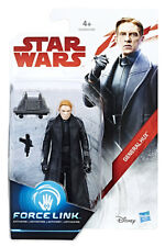 Star Wars The Last Jedi Force Link General Armitage Hux 3.75' Action Figure