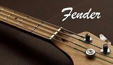 "AxeMasters FREE SHIP 1 1/2"" Brass Nut made for Fender JAGUAR Bass Guitar"