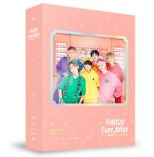 BTS 4th Muster Happy Ever After DVD Full Package Army Photocard Photo Book KPOP