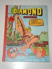 DIAMOND ADVENTURE BOOK 1950'S RIP CARSON KAYO KIRBY
