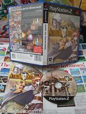 Playstation 2 PS2:Atelier Iris - Eternal Mana [TOP RPG 2D] COMPLET - Fr