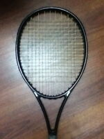 "Prince CTS VORTEX OVERSIZE 108 OS Tennis Racket STRUNG 4-3/8"" MINTY FREE SHIP"