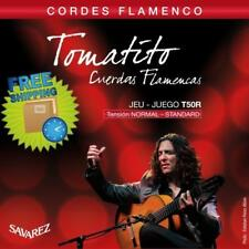 New Savarez T50R Guitar Strings Tomatito Cordes Flamenco Tension Normal-Standard