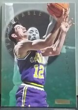 John Stockton card Unstoppable 95-96 EX-L #19