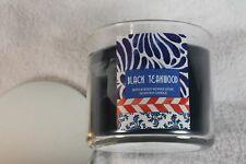 BBW, Black Teakwood 14.5OZ candle, 3 wick
