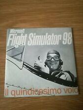 Flight Simulator 98 Microsoft Il Quindicesimo Volo Cd Rom