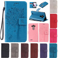 Magnetic Flip Stand Cover Wallet PU Leather Case For Apple iPhone 5s 6 6s 7 Plus
