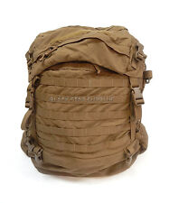 USMC Marine Corps Issued & Used Replacement FILBE Coyote Ruck Sack Main Pack