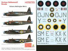 Techmod 1/48 Vickers Wellington Mk.Ic # 48811