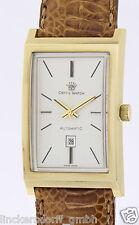Ortin Watch doublè controllo automatico da uomo-Orologio da polso-Svizzera-nosca. 60/70er anni