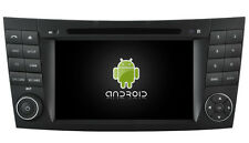 Autoradio DVD/GPS/NAVI/BT/Android 7.1/DAB * Mercedes Benz CLS-Class W219 H5799