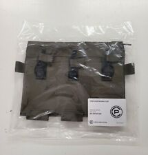 More details for new crye precision stretch detachable flap - ranger green avs-df6-60-000