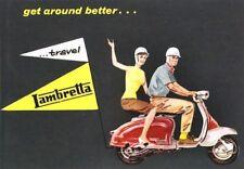 lambrettability - Original cartes de collection - LAMBRETTA D LD TV175 Li S1