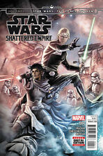 STAR WARS FORCE AWAKENS SHATTERED EMPIRE #4 (Marvel Comics)