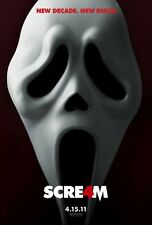 Poster Scream 4 2 3 Courtney Cox Wes Craven Horror #2