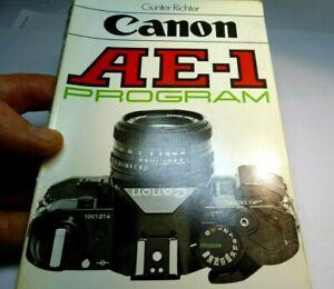 Canon AE-1 program Laterna Magica Deutsche Ausgabe 1989 Gunter Richter