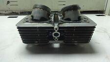 81 SUZUKI GS450T GS450 GS 450 SM144B ENGINE CYLINDER JUG PISTONS TOP END