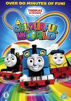 Thomas & Friends: A Colourful World DVD (2019) Thomas the Tank Engine cert U
