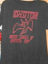 Vtg Led Zeppelin T Shirt Adult Large No Size Tag