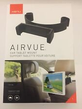 New Kenu Airvue Car Headrest Tablet Mount For iPad Samsung Android Universal