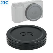 JJC Metal Aluminum Alloy Lens Cap for Ricoh GR III and GR II Camera
