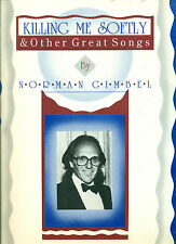 NORMAN GIMBEL-KILLING ME SOFTLY & OTHER GREAT SONGS-PIANO/GTR CHORDS MUSIC BOOK