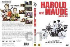 Harold And Maude (1971) - Hal Ashby  DVD NEW