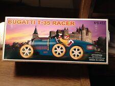 Bugatti T-35 Racer Tin Toy Car Collectible