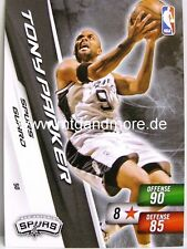 NBA adrenalyn xl 2011-tony parker #050 - spurs