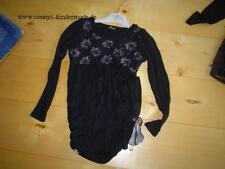 WI 12/13 - Invierno 2012 PEZZO D´ORO Vestido túnica, negro talla 164