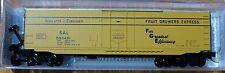Micro-Trains Line #03800380 Seaboard Air Line 50' Standard Boxcar Plug Door