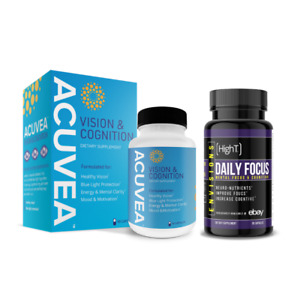High T GAMERS PARADISE Bundle: Acuvea and Daily Focus