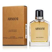 Giorgio Armani Armani Eau D'Aromes Eau De Toilette Spray 50ml Mens Cologne