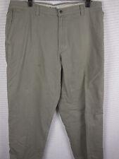 Colombia Mens Sz 40 Khaki Hiking Pants 40W 30L Walking Cotton Pockets