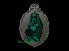 Haunted Mansion WEDDING BRIDE Ghost CONSTANCE Disney Glow-in-Dark Mystery Pin