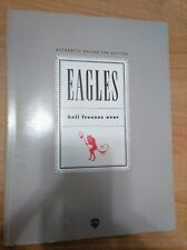 """Eagles """"Hell Freezes Over"""" 182 pages Tablature Book"""