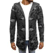 Lange Herren-Pullover mit M