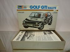 REVELL H-2267 KIT (unbuilt) VW VOLKSWAGEN GOLF GTI RALLEY - 1:24 - RARE - NMIB