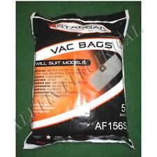 Hoover, Aquavac, Rowenta Synthetic Vacuum Cleaner Bags (Pkt 5) - Part No. AF156S